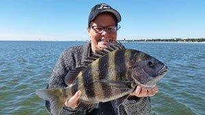 Sheepshead Bay Fishing