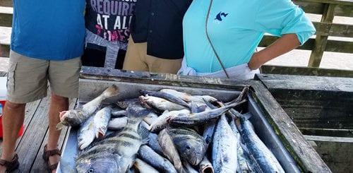 Family Fishing Trip to Biloxi, MS