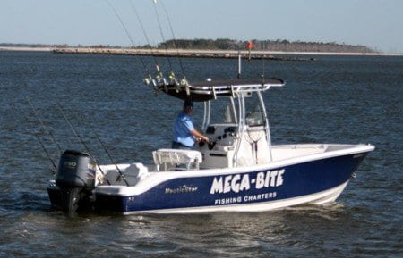 Fully loaded and fish friendly